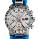 ショパール CHOPARD ミッレミリアGT XL GMTクロノ 自動巻 15/8992-3002 シルバー