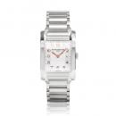 ボーム&メルシエ 腕時計 ハンプトン MOA10020 ホワイト×ステンレススチール