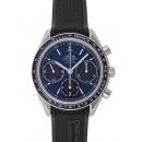 オメガ スピードマスター レーシング 326.32.40.50.03.001 ブルー/ブラック