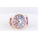 ガガミラノ マヌアーレ40MM 腕時計 ユニセックス GaGa MILANO 5021.1